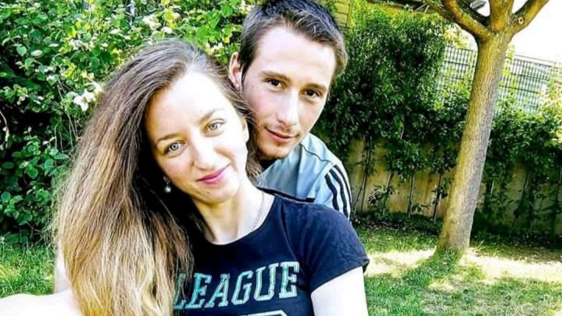 Германската полиция задържа 24-годишния Кирил, убил съпругата си