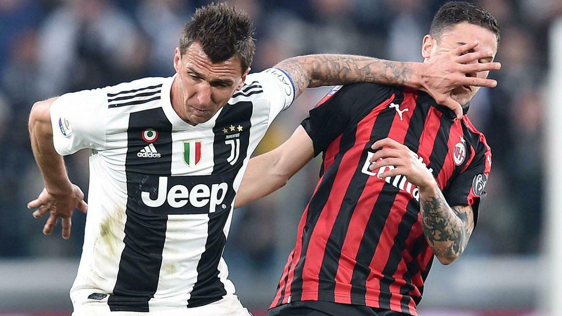 """""""Бушонират"""" съдията, който бутна Ювентус срещу Милан"""