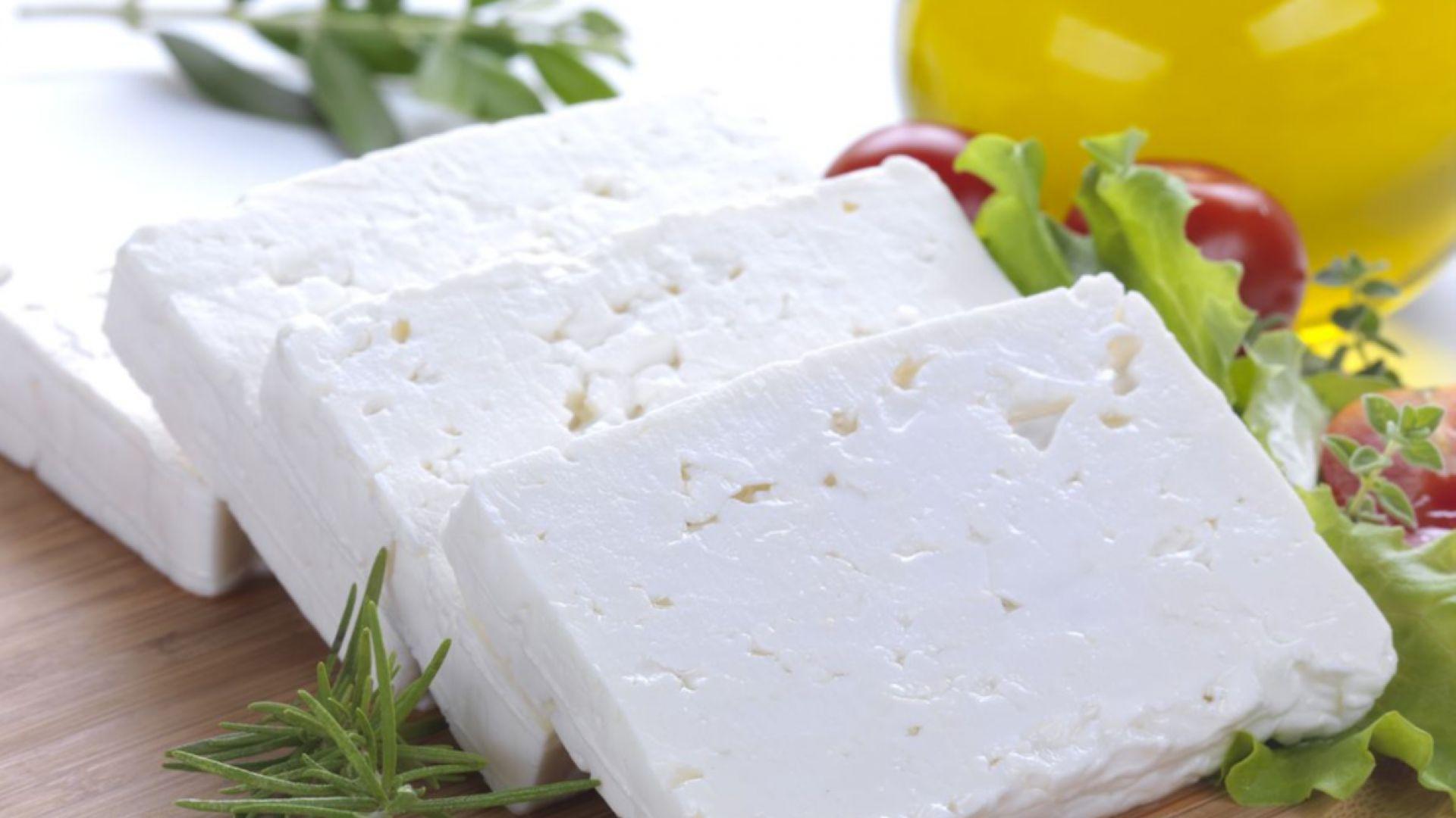 Проверка за наличие на немлечни мазнини в млечните продукти идали