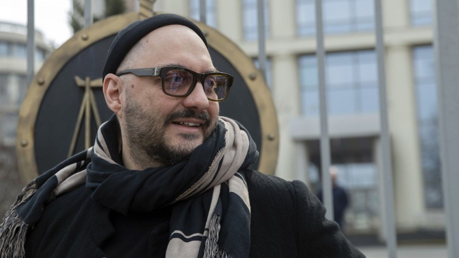 Московски съд освободи от домашния арест руския режисьор Кирил Серебренников