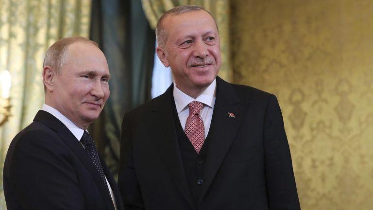 """Путин: АЕЦ """"Аккую"""" и """"Турски поток"""" ще са най-важни за енергийната сигурност на Европа"""