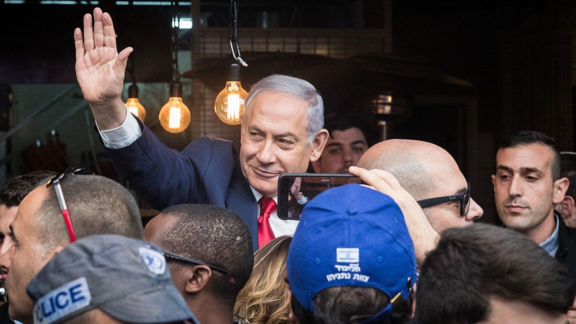 Президентът на Израел възложи на Бенямин Нетаняху да състави правителство