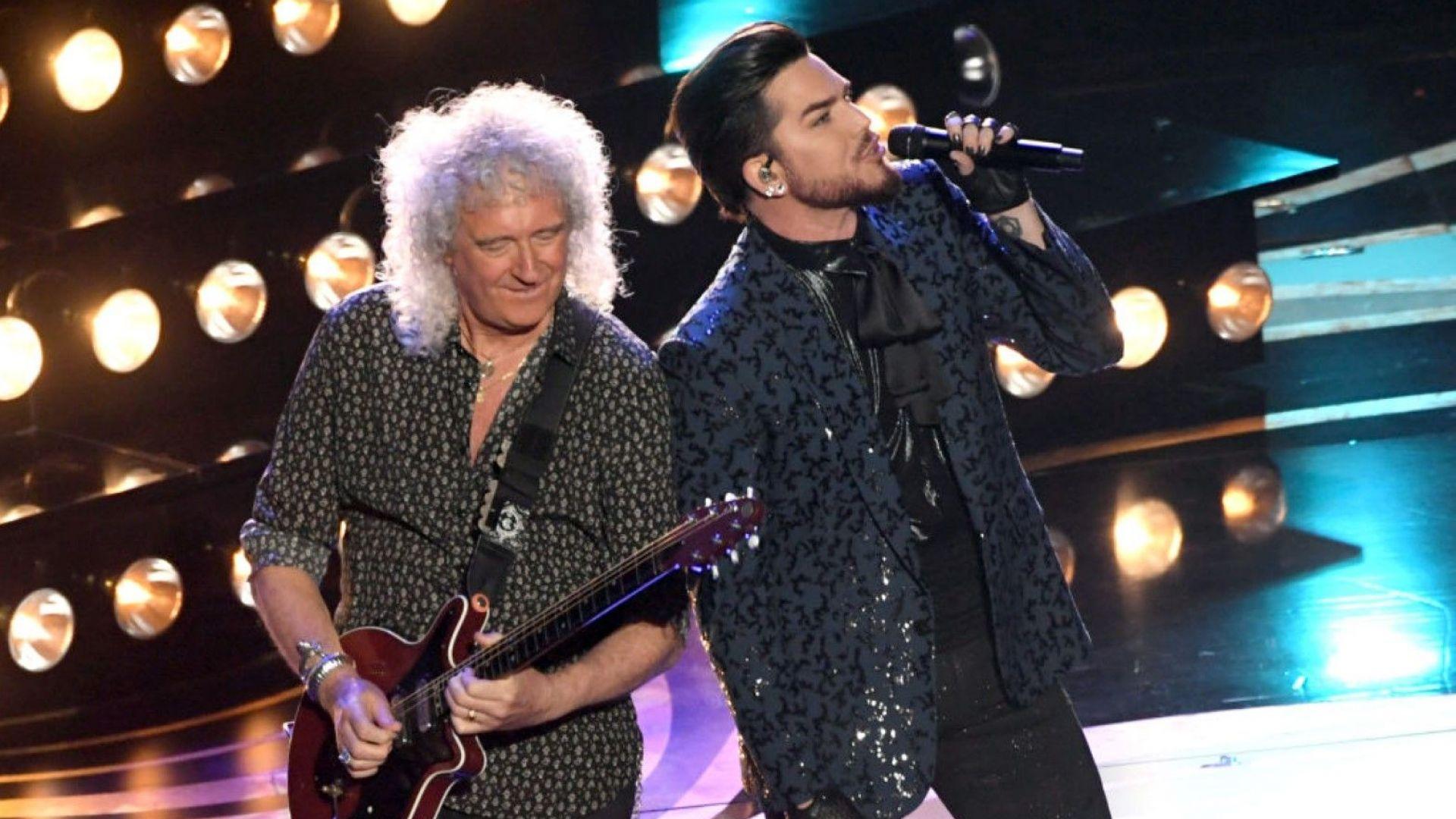 Queen и Адам Ламбърт тръгват на турне