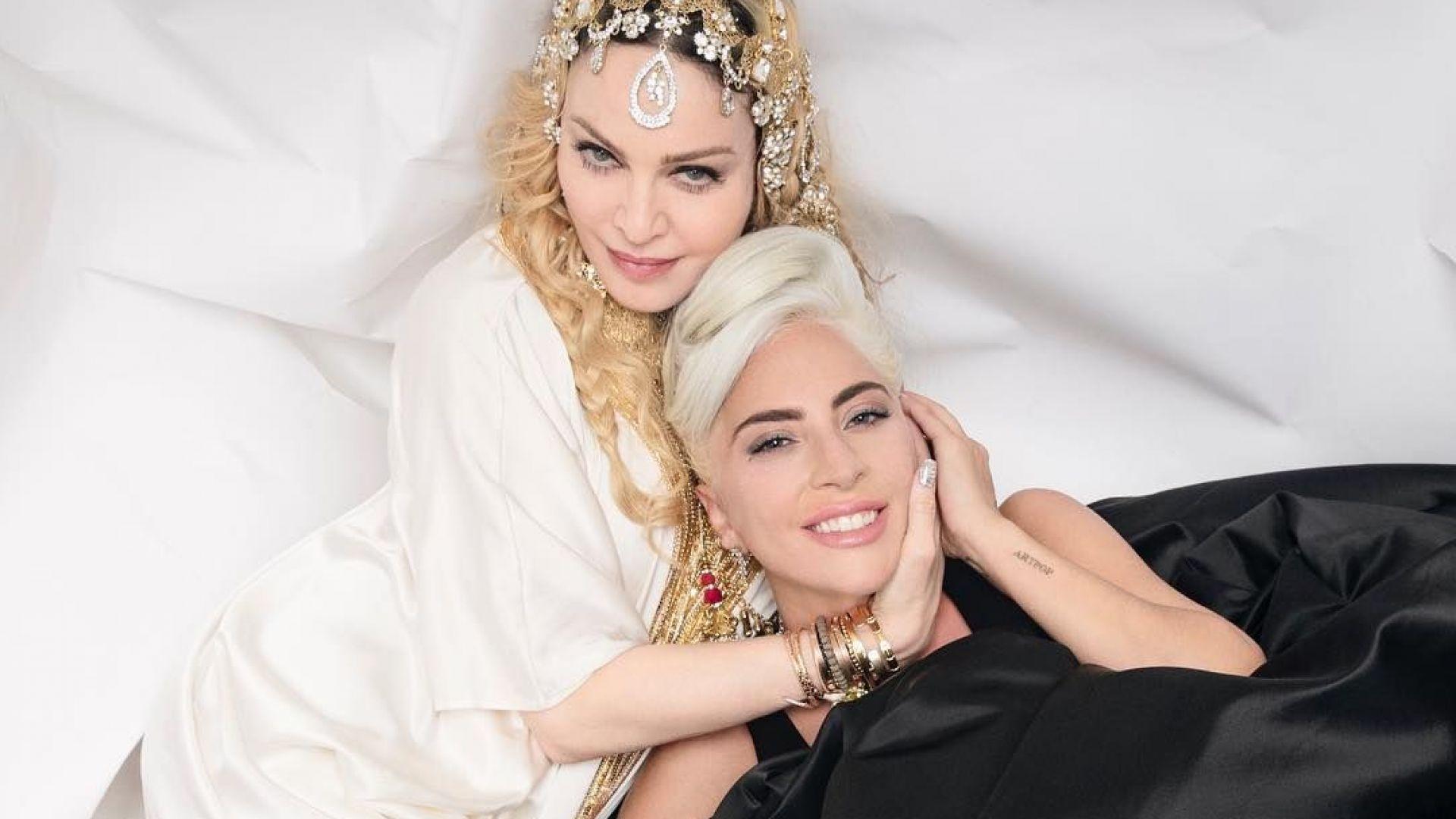 """Мадона ще пее на финала на """"Евровизия"""""""