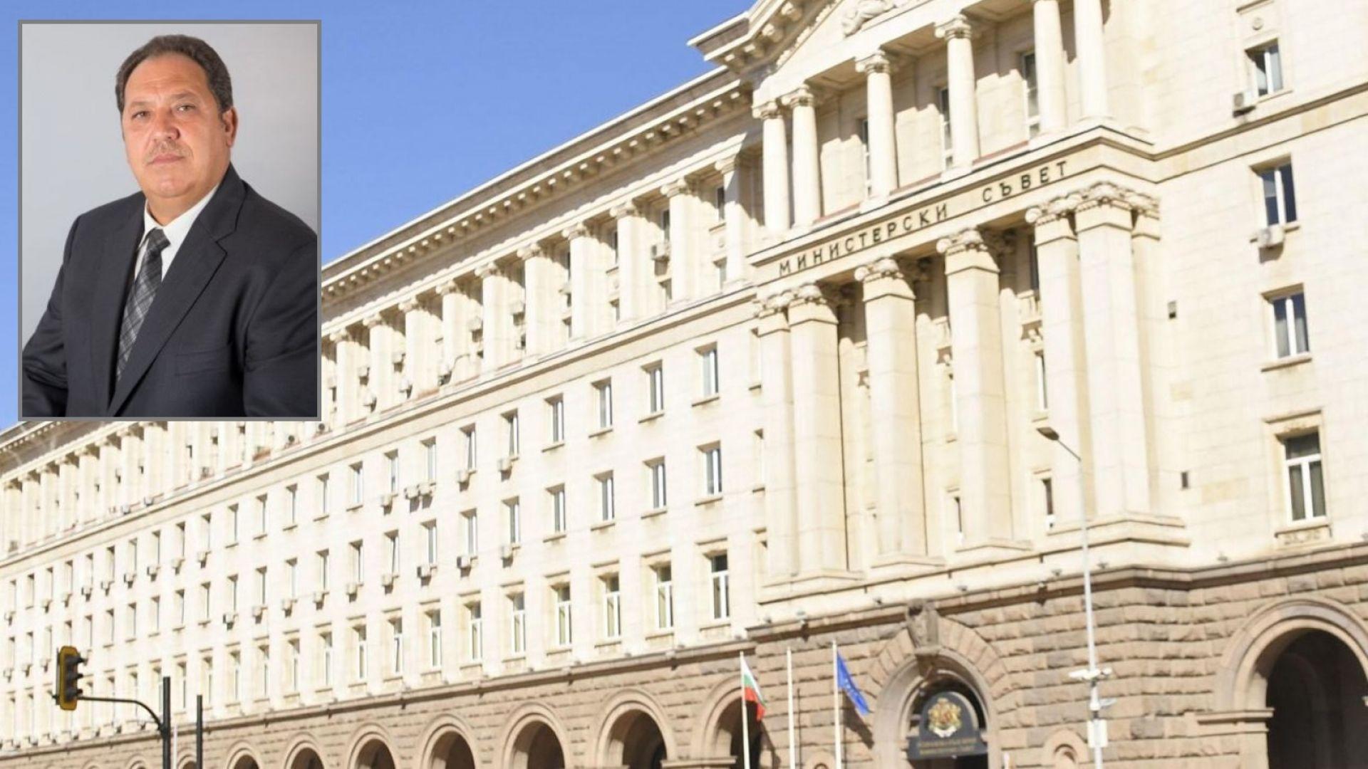 Снимка: И заместник-управителят на София-област с оставка заради имоти