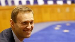 Европейският съд за правата на човека реши, че Русия е нарушила правата на Навални