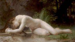 Жената, в различните направления на живописта