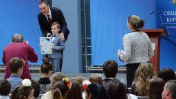 6-годишният Лъчезар стана олимпийски шампион по математика