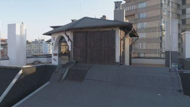 Сауната на покрива на Пламен Георгиев се оказа незаконна