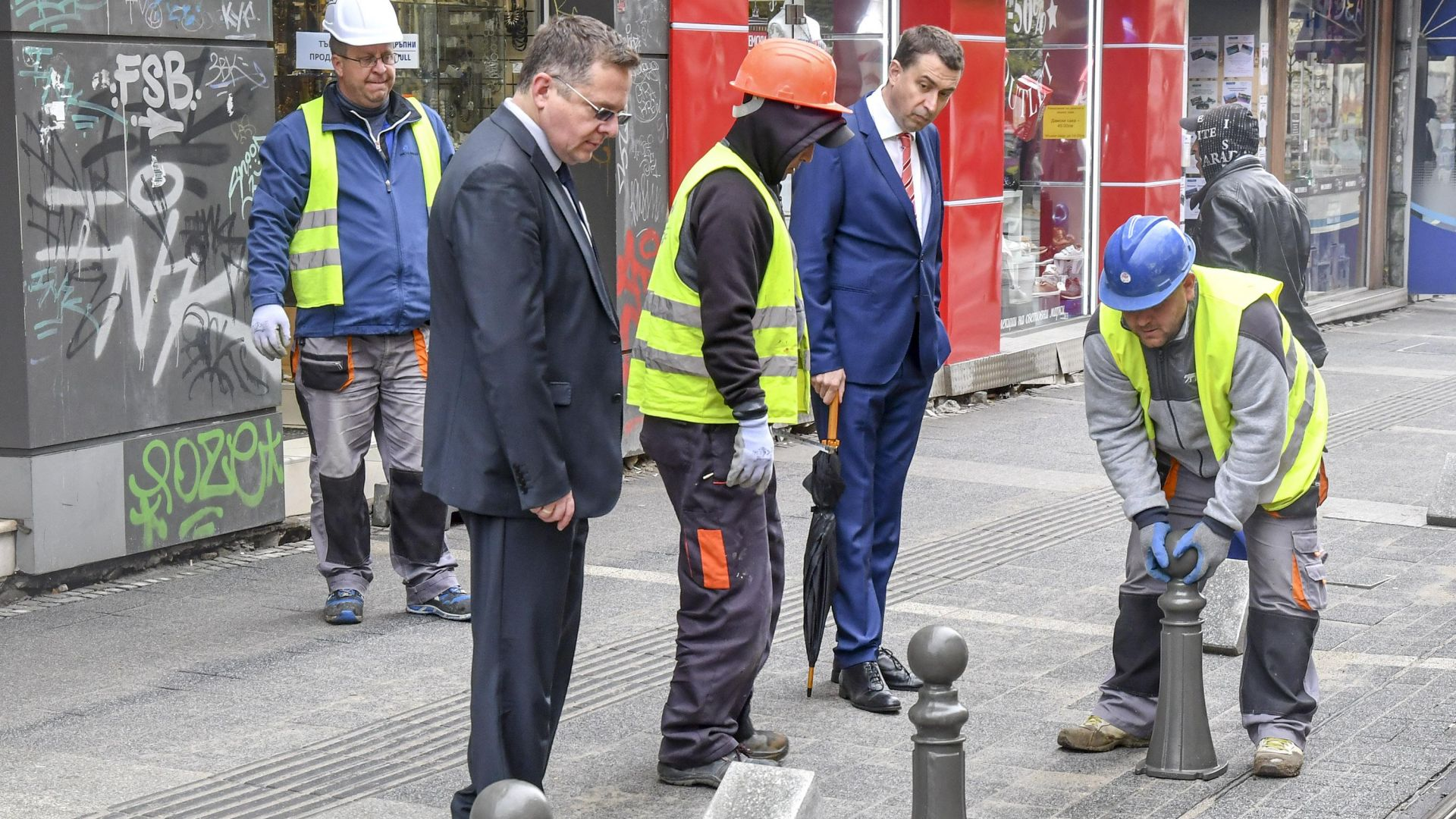 Фандъкова с предложения за по-добро качество на строителството