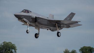 Турция не се е отказала от закупуване на изтребители Ф-35