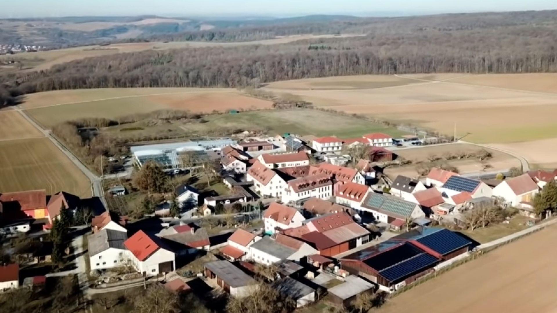 Германско село се готви да стане географския център на ЕС след Брекзита
