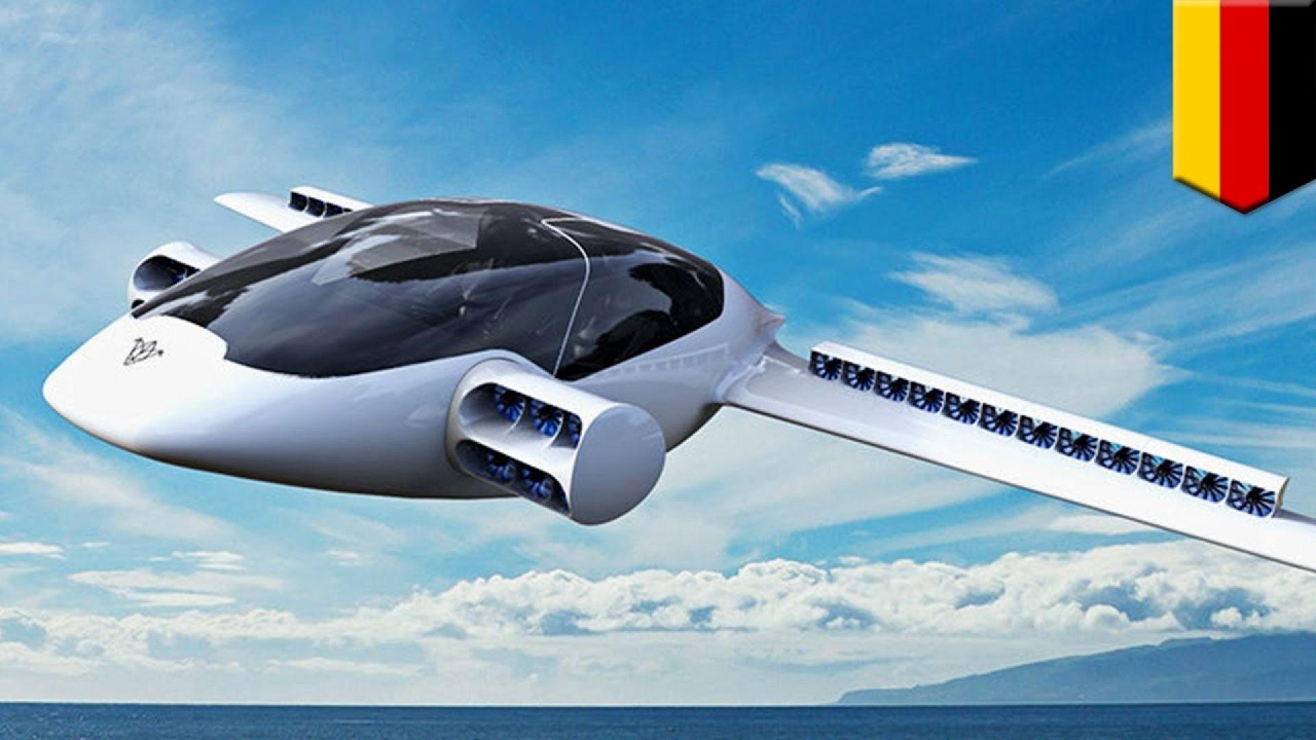Летящи таксита могат да намалят вредните емисии при дълги пътувания