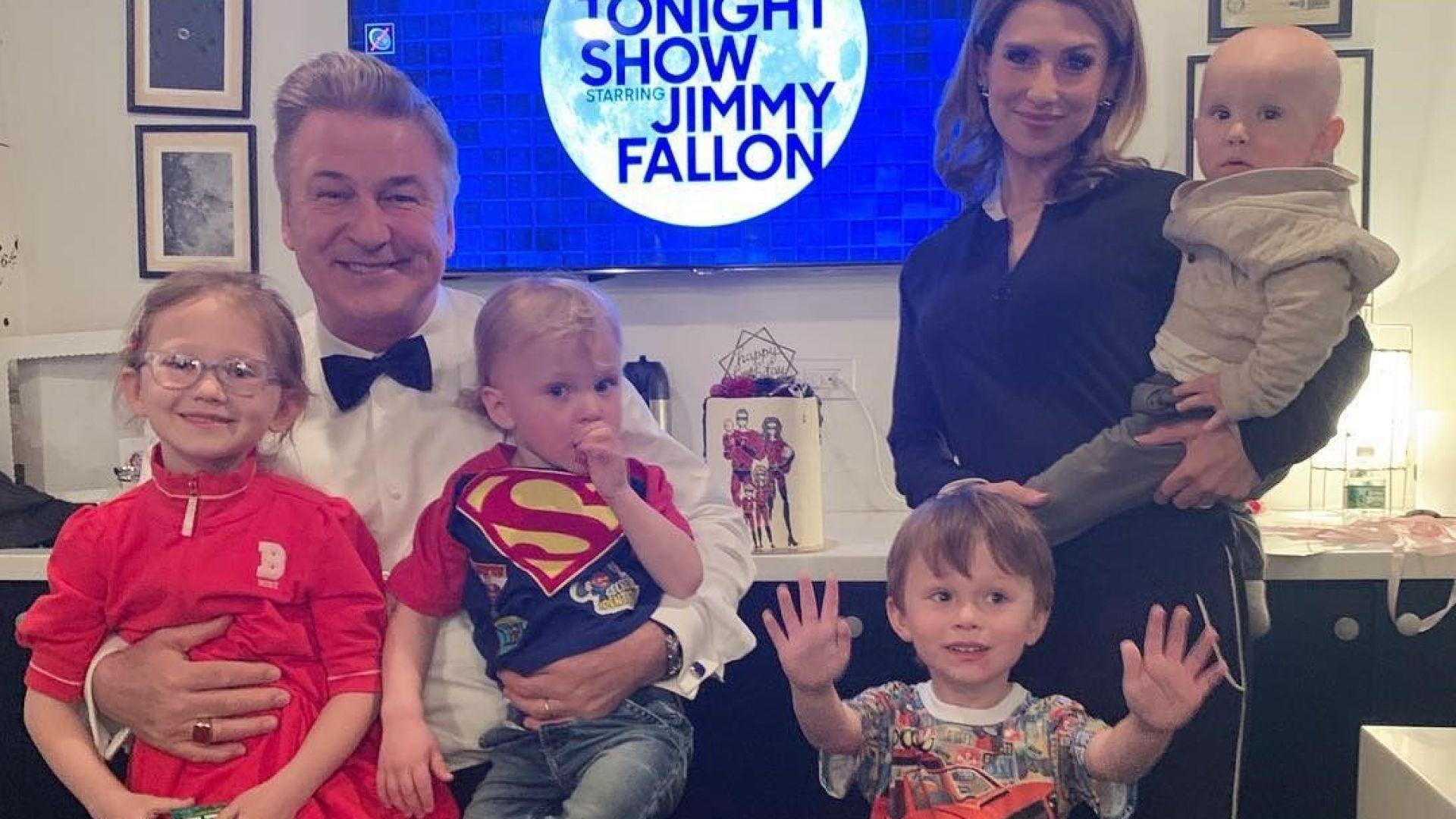 Алек и Хилария Болдуин разкриха пола на 5-ото си дете