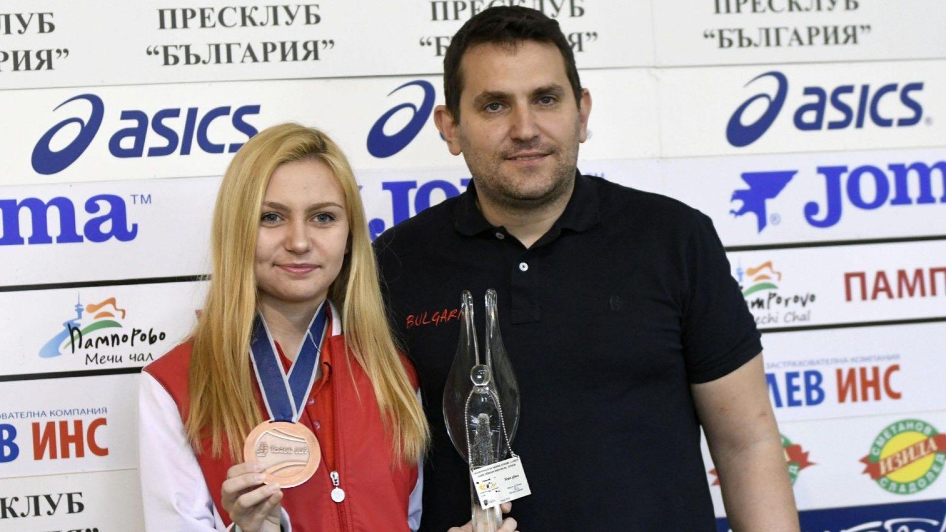 Българка спечели Световната купа по фехтовка и се цели в Токио 2020