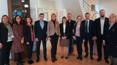 България се представя като инвестиционна дестинация пред финландските предприемачи