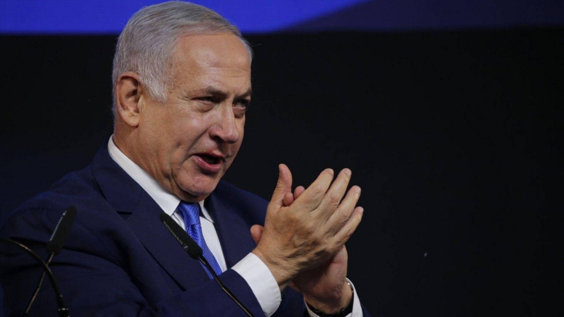 Бенямин Нетаняху отнесе санкция от Фейсбук