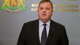 Каракачанов: Всичко съм си декларирал, преднамерено ме атакуват от определен кръг от медии