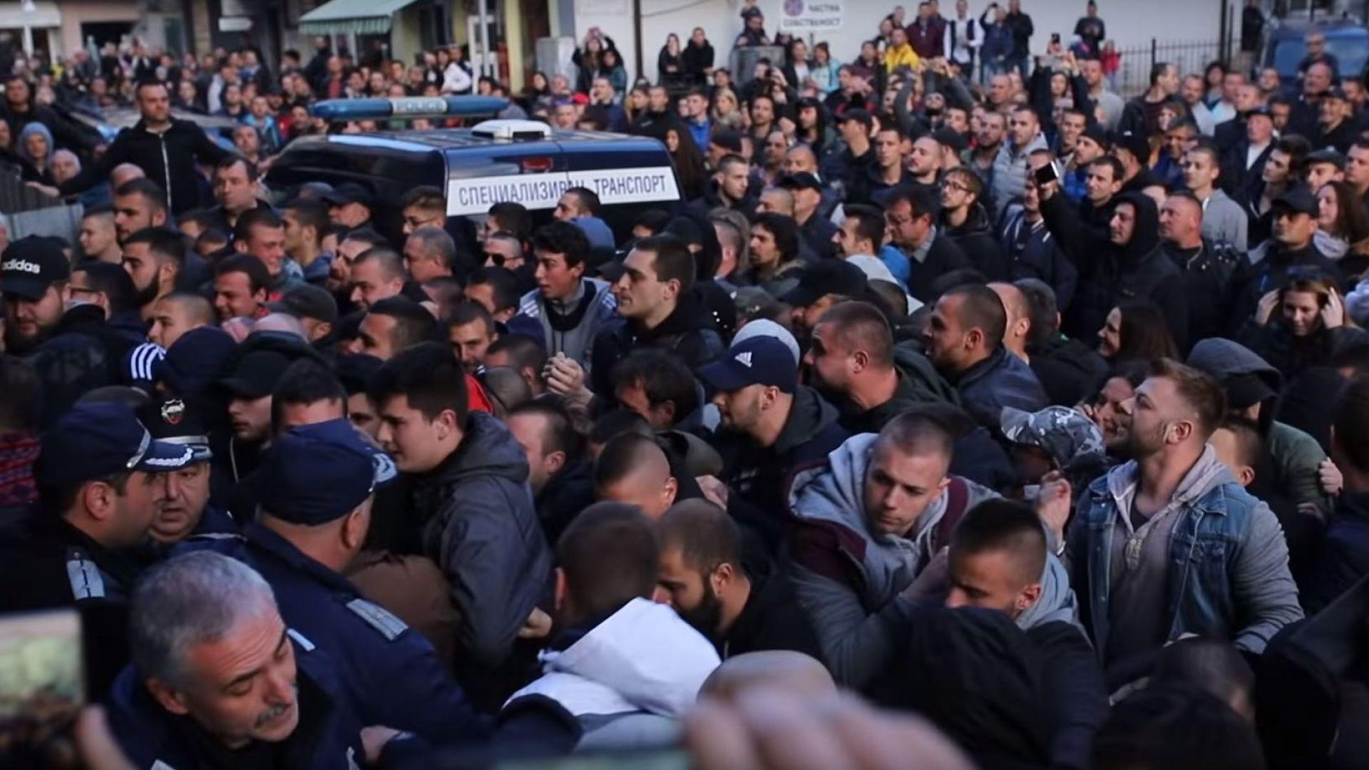 Извънредна сбирка на МВР заради напрежението в Габрово