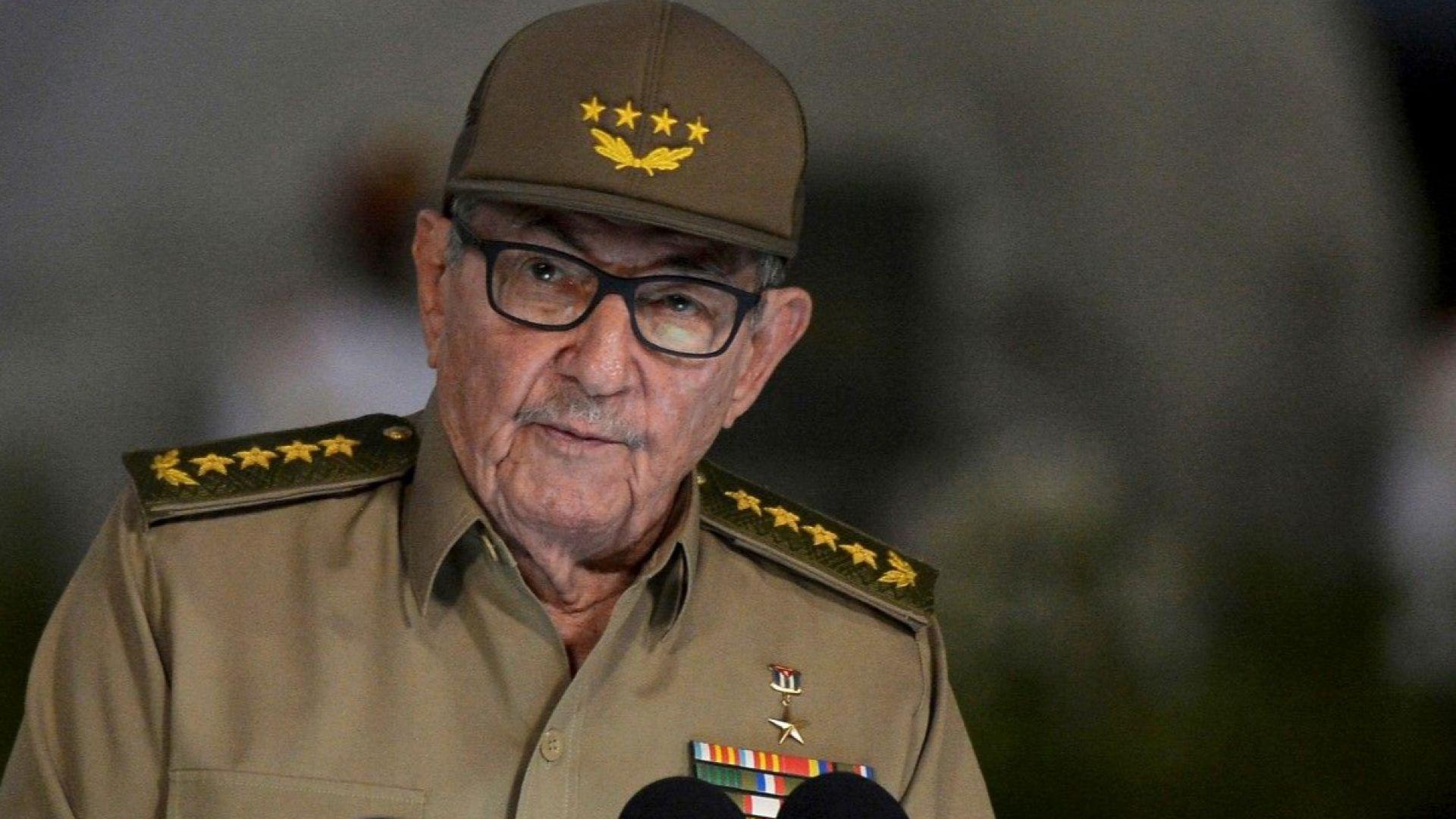 Раул Кастро предупреди кубинците да се готвят за растящ недостиг на стоки