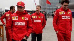 """Шефът на """"Ферари"""": На дъното сме, но сега можем само да се изкачваме"""
