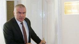 Съдът оправда Веселин Марешки за изнудване чрез заплахи