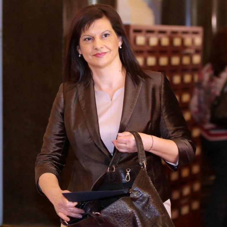 Даниела Дариткова, председател на ПГ на ГЕРБ