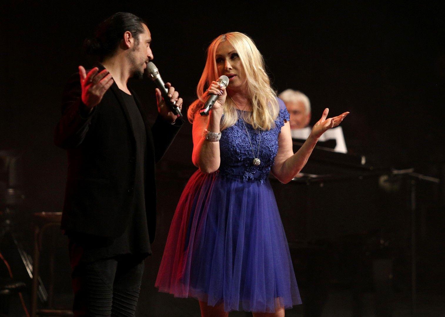 Кристина Димитрова и Стефан Димитров