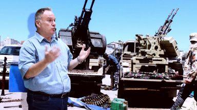 Третата гражданска война в Либия, световните интереси и дали Хафтар е новият Кадафи: Влaдимир Чуков пред Dir.bg