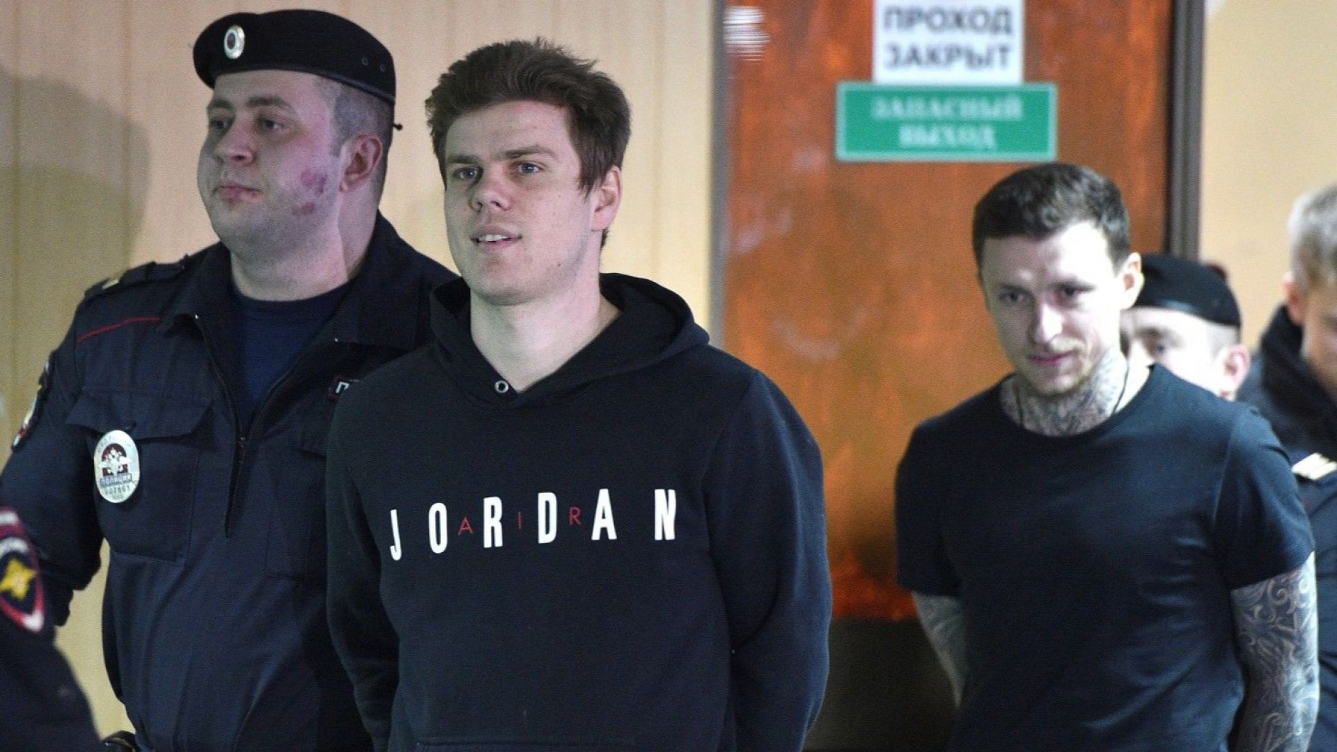 Поискаха 18 месеца затвор за руските национали-побойници, чака се присъдата