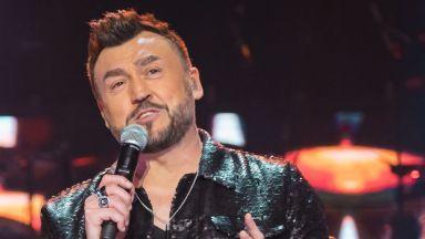 Скъсан ахилес накара Любо Киров да пропусне наградите на БГ радио