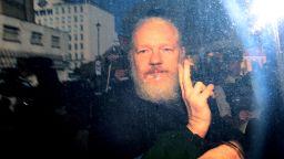 ЦРУ е планирало да отвлече Джулиан Асанж, приближени на Тръм искали да бъде убит