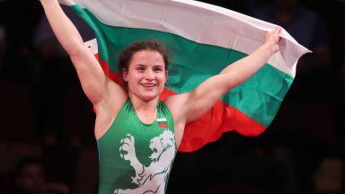 Голям ден за борбата ни - европейска титла и два сребърни медала