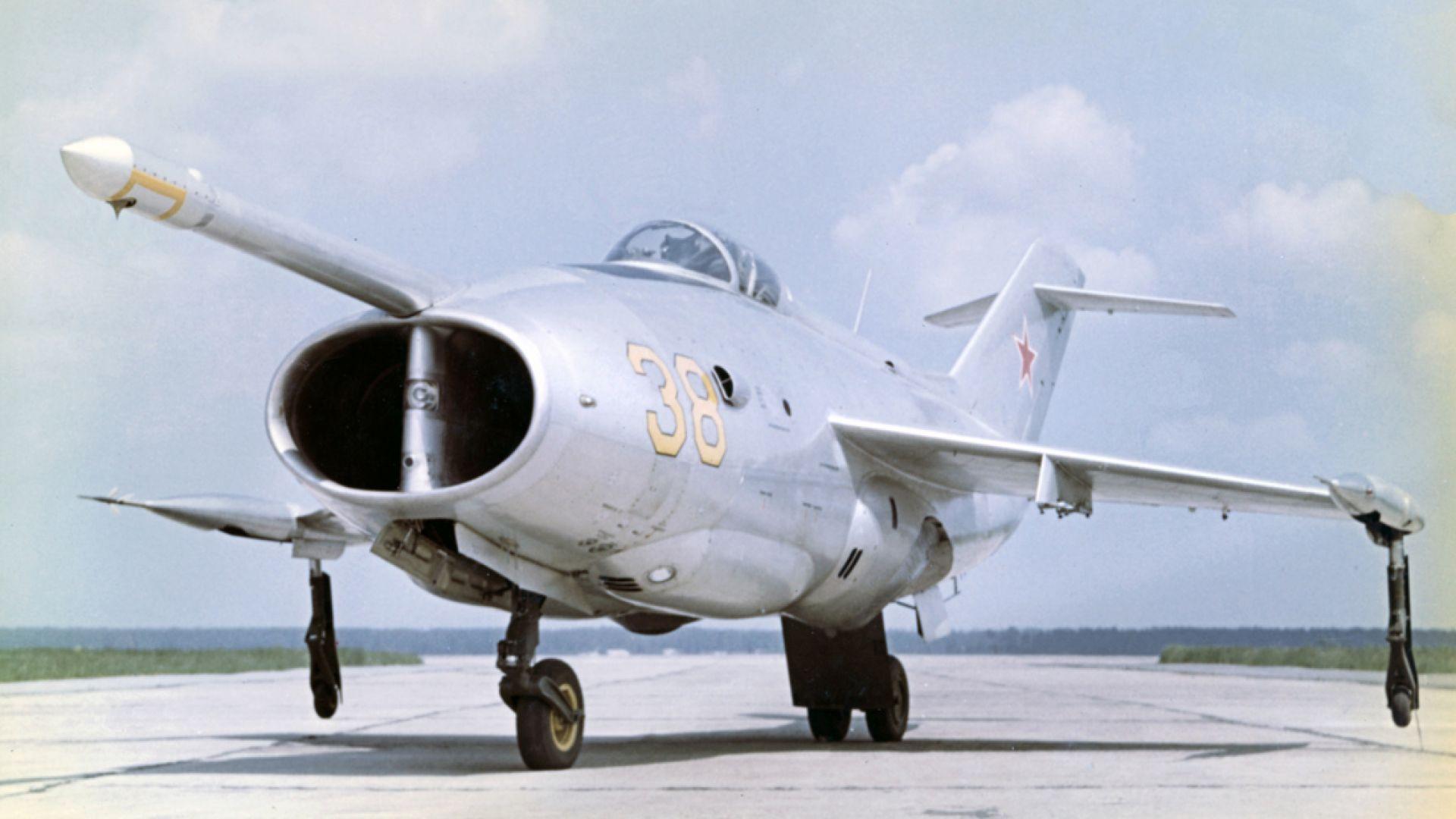 Забравеният първи съветски самолет с вертикално излитане