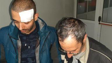 Пострадалият при сблъсъците в Габрово оператор: Удари ме жандармерист с палка