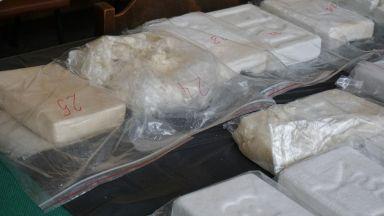 Словенската полиция залови 230 кг кокаин и арестува 9 души