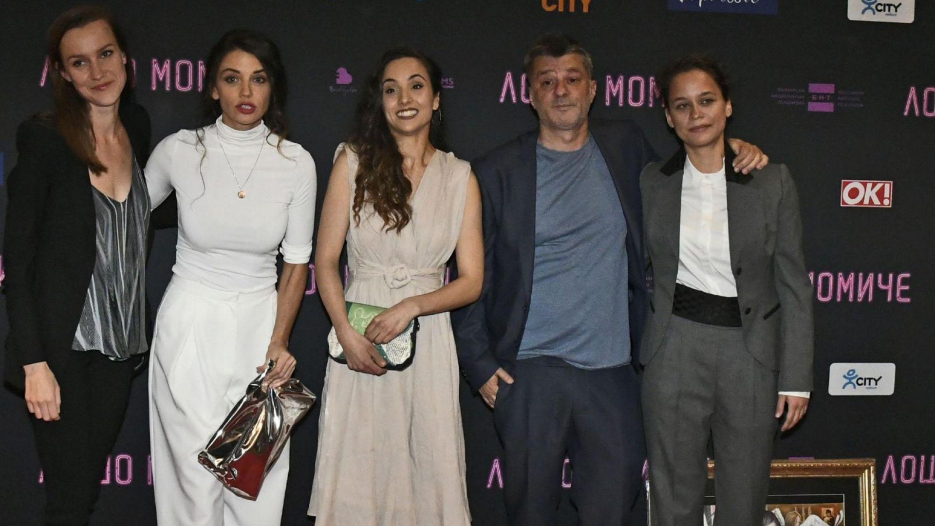 """Премиерата на """"Лошо момиче"""" събра знаменитостите за юбилея на Мариан Вълев"""