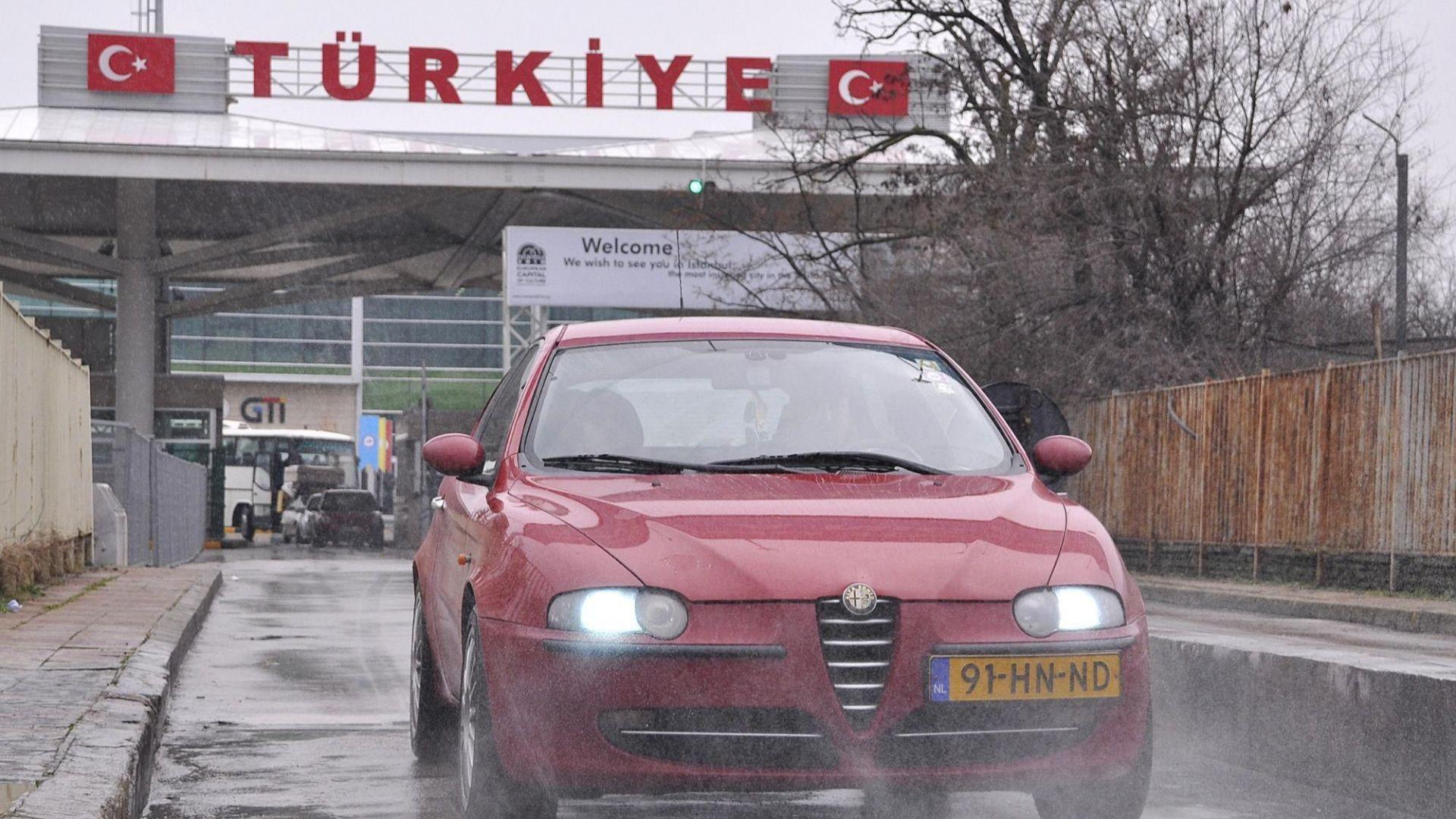 Ако те глобят в Турция, няма да излезеш от страната без да платиш