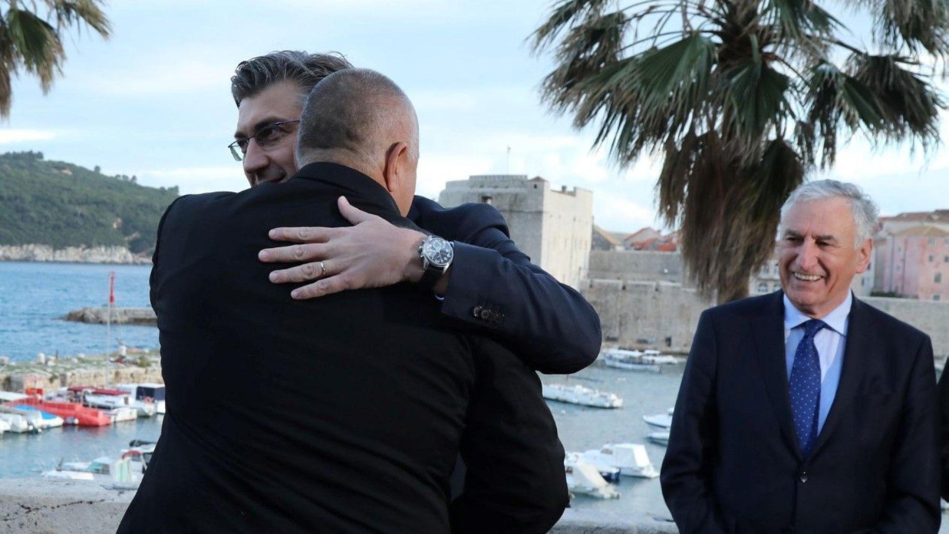 Борисов предложи хърватския премиер за председател на ЕК, за Георгиева нямало подкрепа