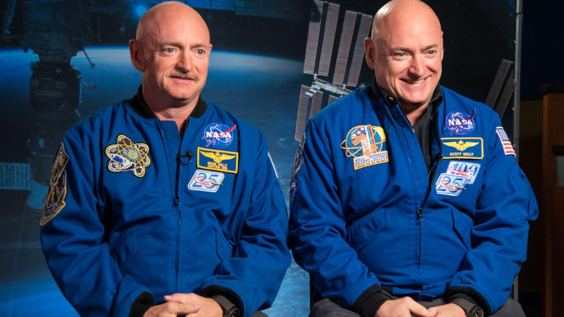 Експеримент с близнаци показва как космосът променя човешкото тяло