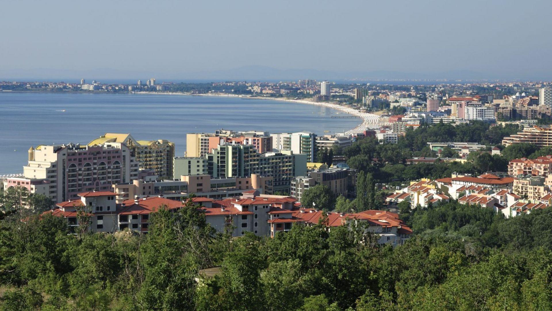 """""""Слънчев бряг"""" вложил 1,5 млн. лв. в инфраструктура за новия сезон"""