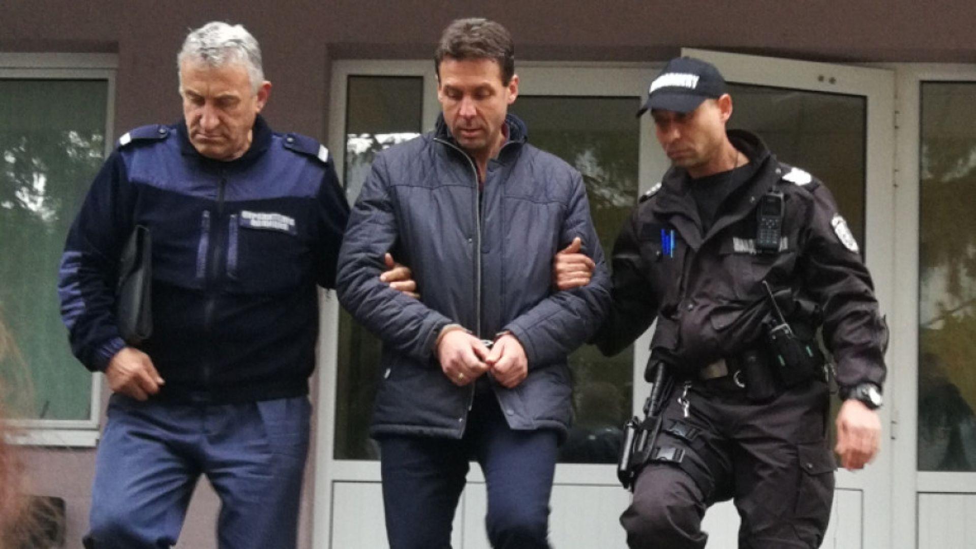 Съдът остави в ареста кмета на Чупрене