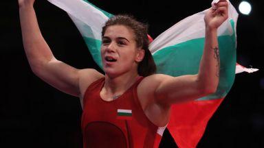 Тайбе Юсеин с олимпийска квота и на световен финал, премаза унгарка за 30 секунди