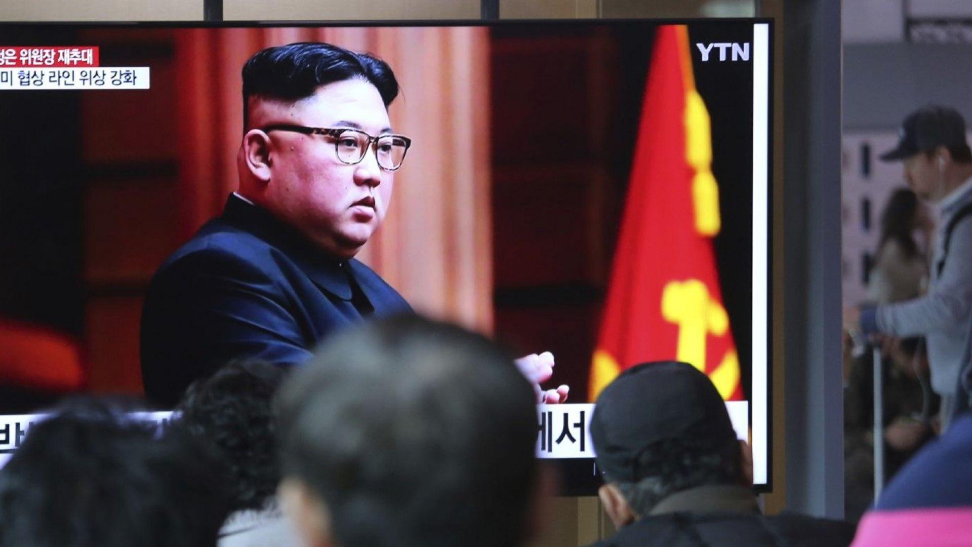 Ким хвърля всички сили в икономиката, оръжията отиват на заден план