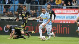 Жегата може да обърка плановете за италианския футбол