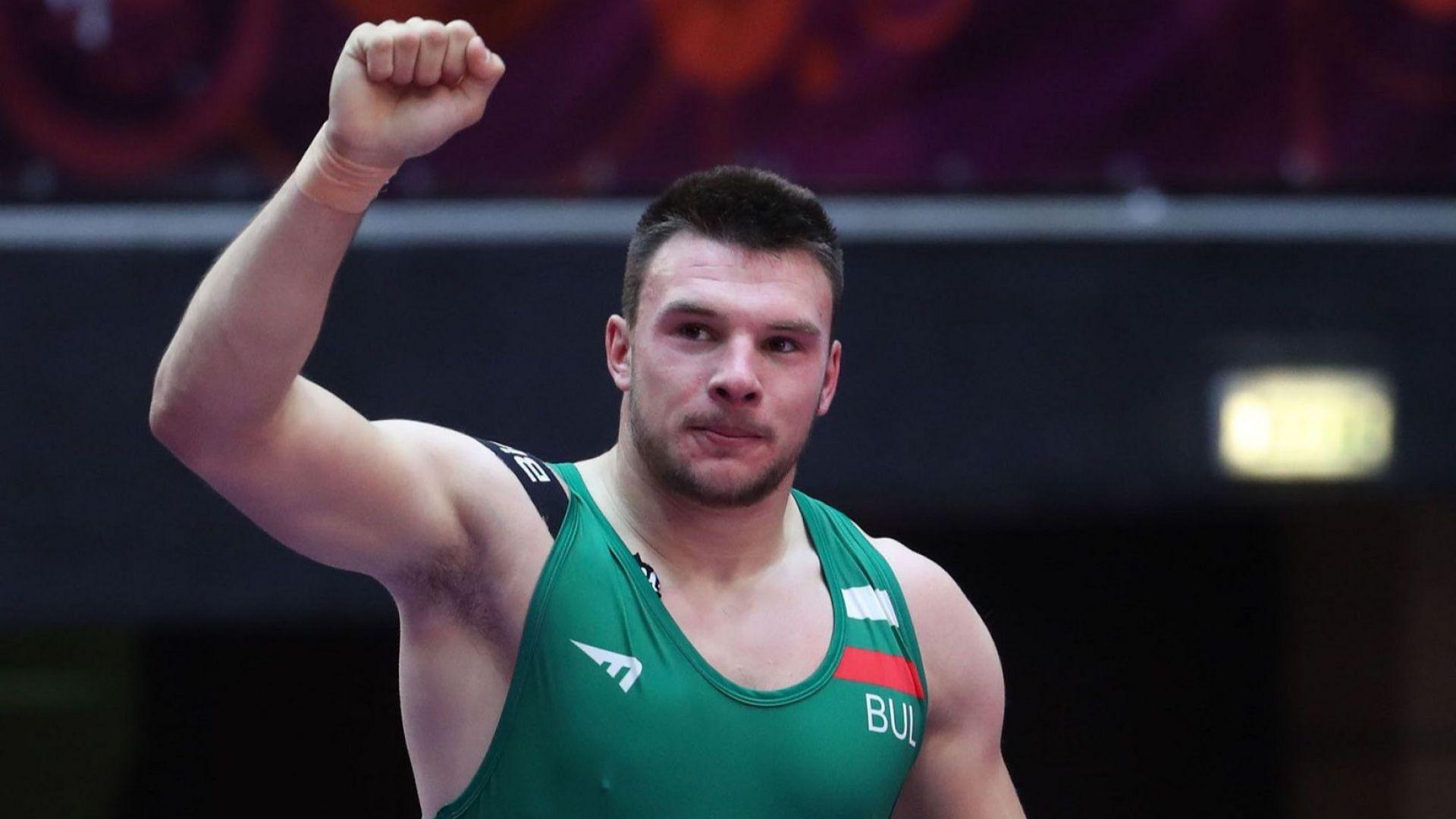 Кирил Милов достигна финал на Европейското