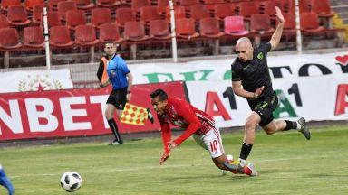 Берое изригна с 9-минутно видео срещу рефера в мача с ЦСКА и медиите