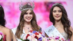 Избраха новата Мис Русия (видео)