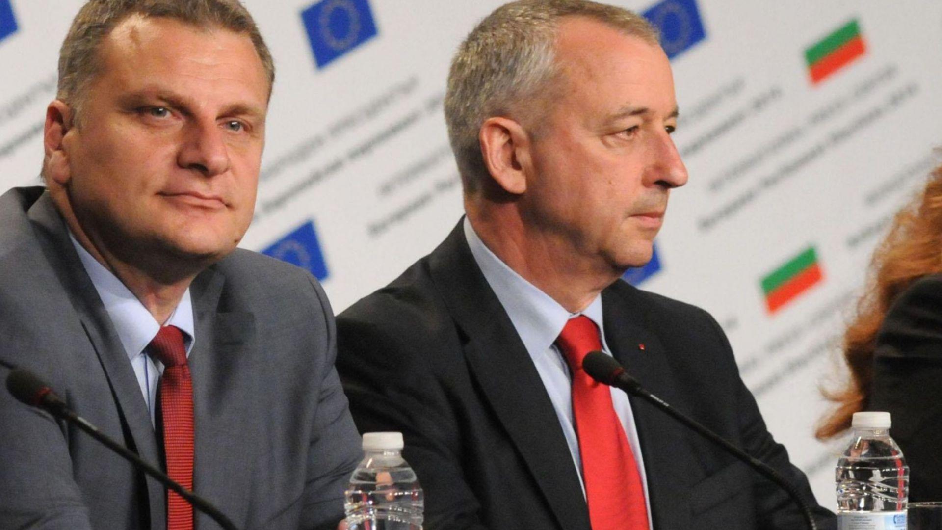Трима от четиримата евродепутати на БСП отсъстват от предложения от