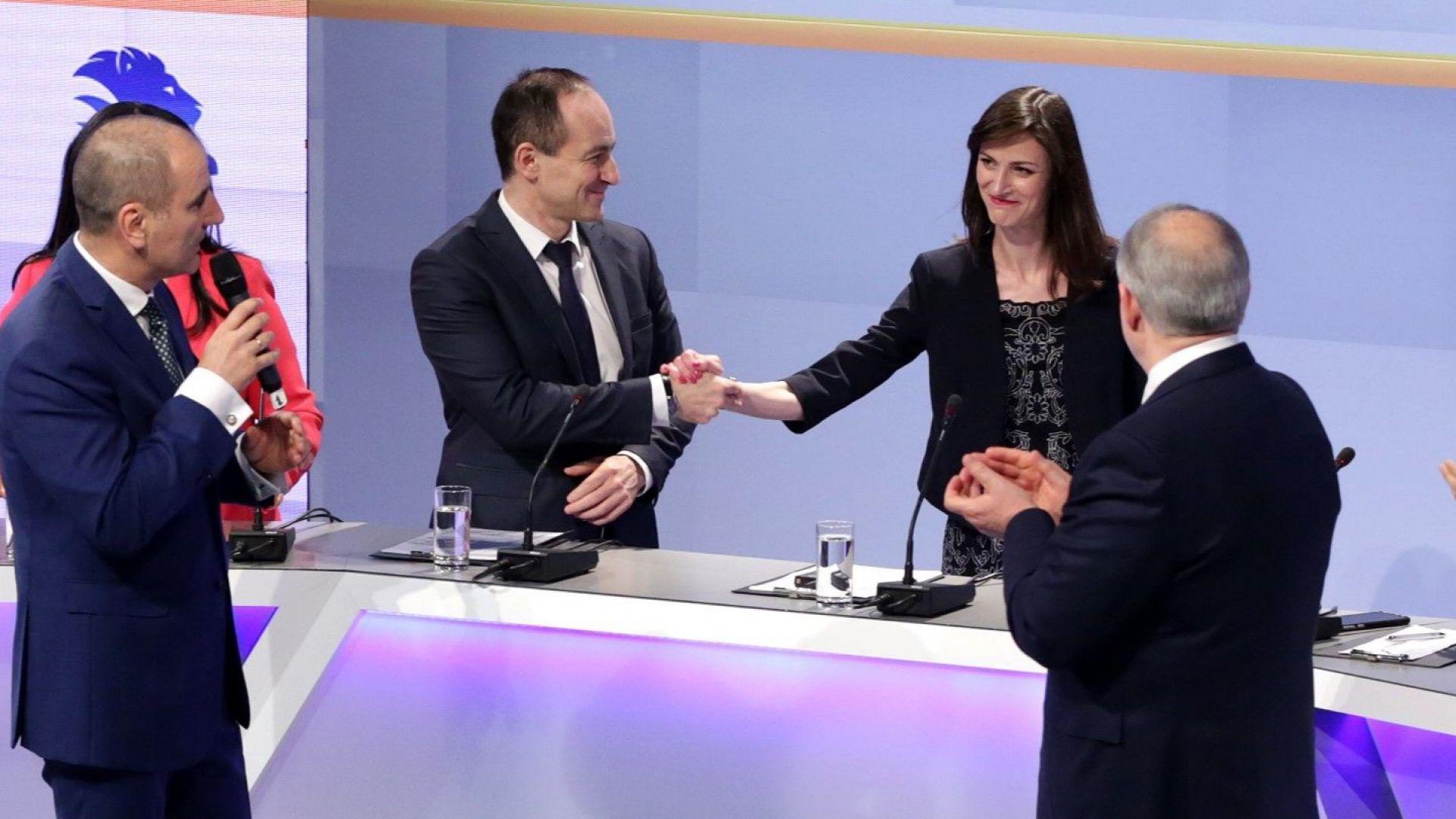 ГЕРБ представи платформата си за евроизборите: ясна посока за бъдещето на ЕС